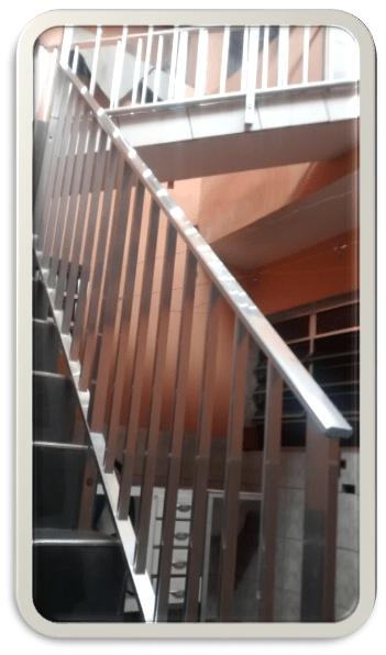 Corrimão de Alumínio em Santo Amaro,Corrimão de Alumínio em Santo Amaro em São Paulo,Corrimão de Alumínio em Santo Amaro SP